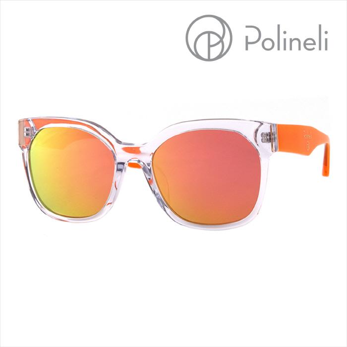 [Polineli] 폴리넬리 Heart 03 [하트][미러 편광] 패션 럭셔리 선글라스