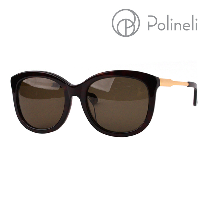 [Polineli] 폴리넬리 SandyⅡ 02 [샌디Ⅱ] 패션 럭셔리 선글라스