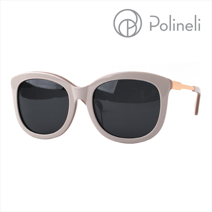 [Polineli] 폴리넬리 SandyⅡ 03 [샌디Ⅱ] 패션 럭셔리 선글라스