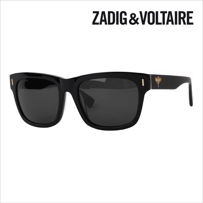 [ZADIG VOLTAIRE][정식수입] 쟈딕앤볼테르 ZV9024 C1 명품 선글라스