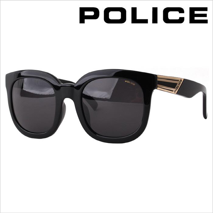 [POLICE][정식수입] 폴리스 SPL204G 0BLK 명품 선글라스
