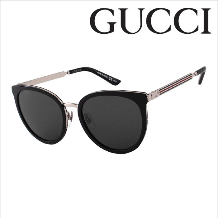 [GUCCI][정식수입][17년신상품] 구찌 GG0077SK 002 명품 선글라스
