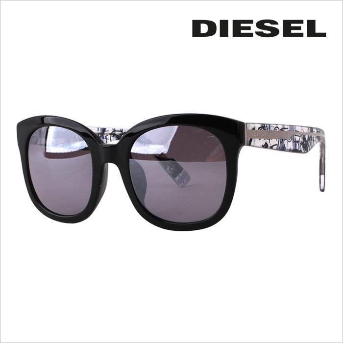 [DIESEL][정식수입] 디젤 DL0205D 01C 명품 선글라스