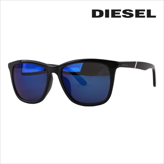 [DIESEL][정식수입] 디젤 DL0206D 01X 명품 선글라스