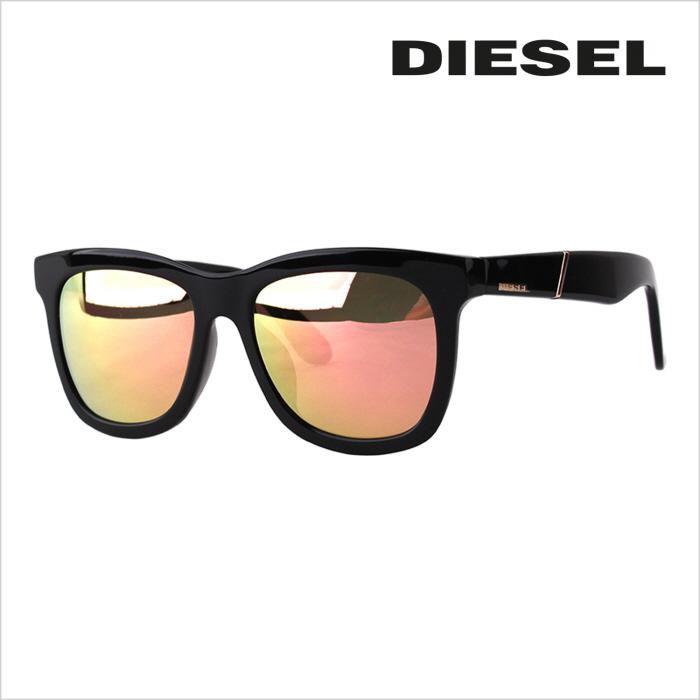 [DIESEL][정식수입] 디젤 DL0210D 01L 명품 선글라스