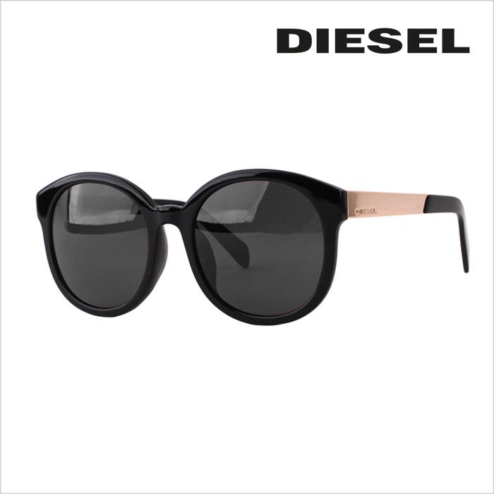 [DIESEL][정식수입] 디젤 DL0203D 01A 명품 선글라스
