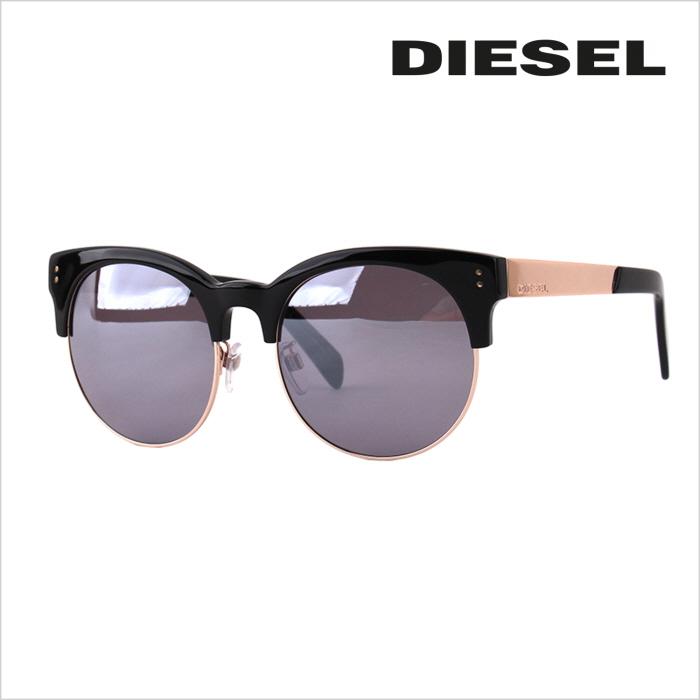 [DIESEL][정식수입] 디젤 DL0204D 01C 명품 선글라스