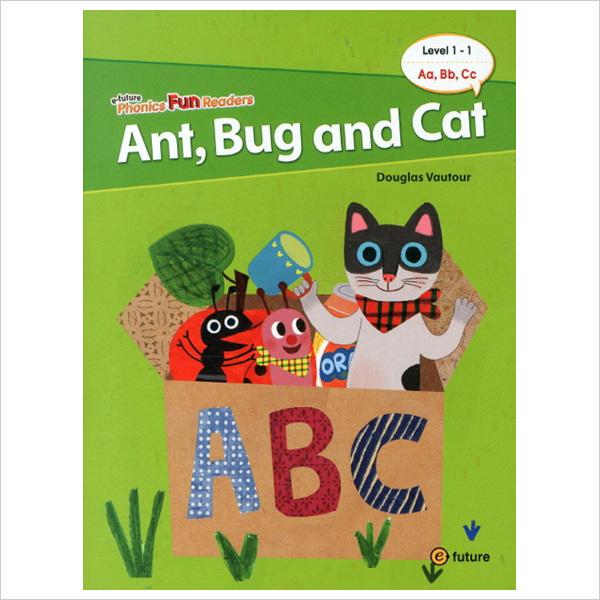 (이퓨쳐) ANT BUG AND CAT ..