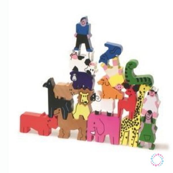 동물 쌓기 퍼즐(2172) 1개