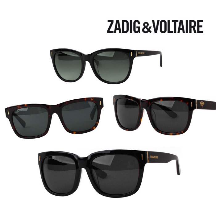 [ZADIG VOLTAIRE][정식수입][스크레치특가] 쟈딕앤볼테르 [10종택1] 명품 선글라스