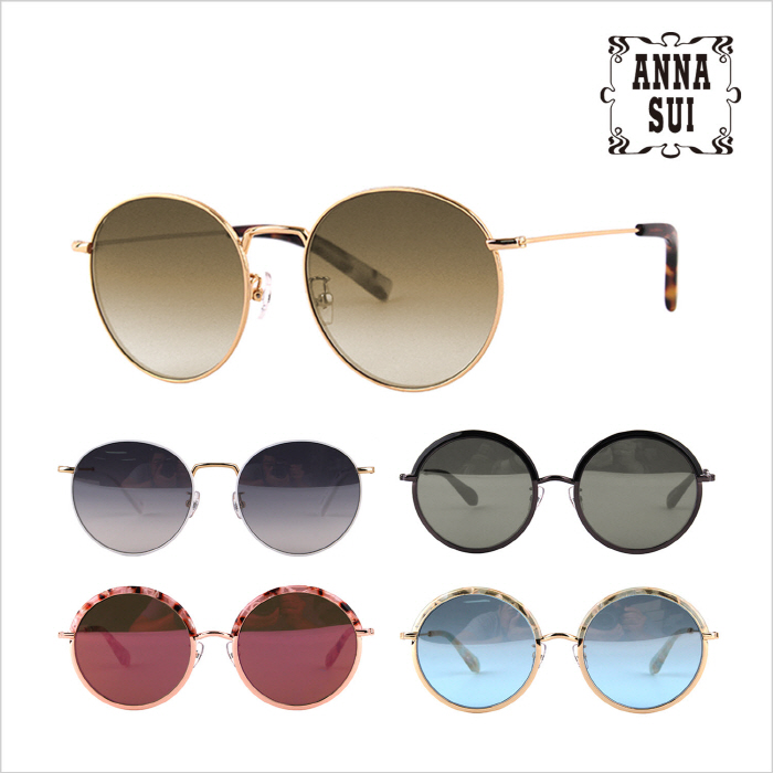 [ANNA SUI][17년신상][정식수입] 안나수이 [6종택1] 명품 선글라스