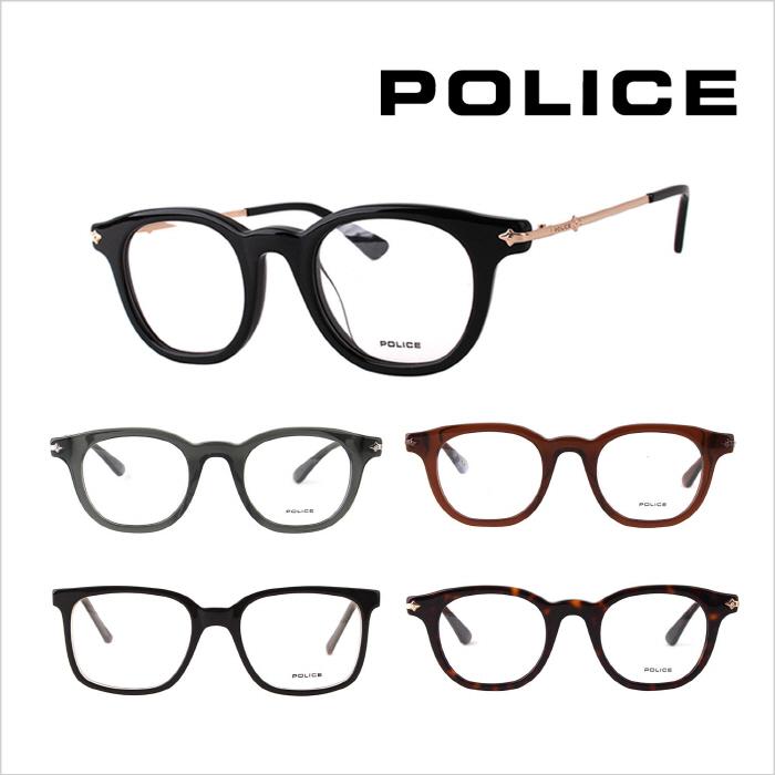 [POLICE][정식수입] 폴리스 [6종택1] 명품 안경테
