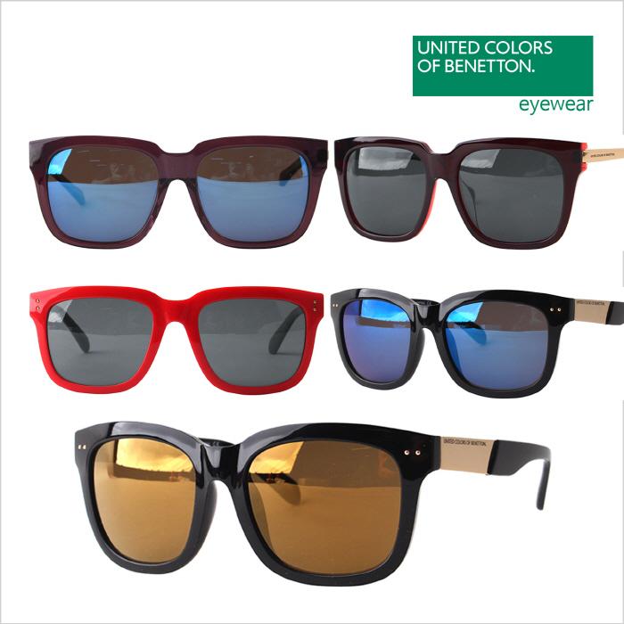 [BENETTON][정식수입] 베네통[10종택1] 명품 선글라스