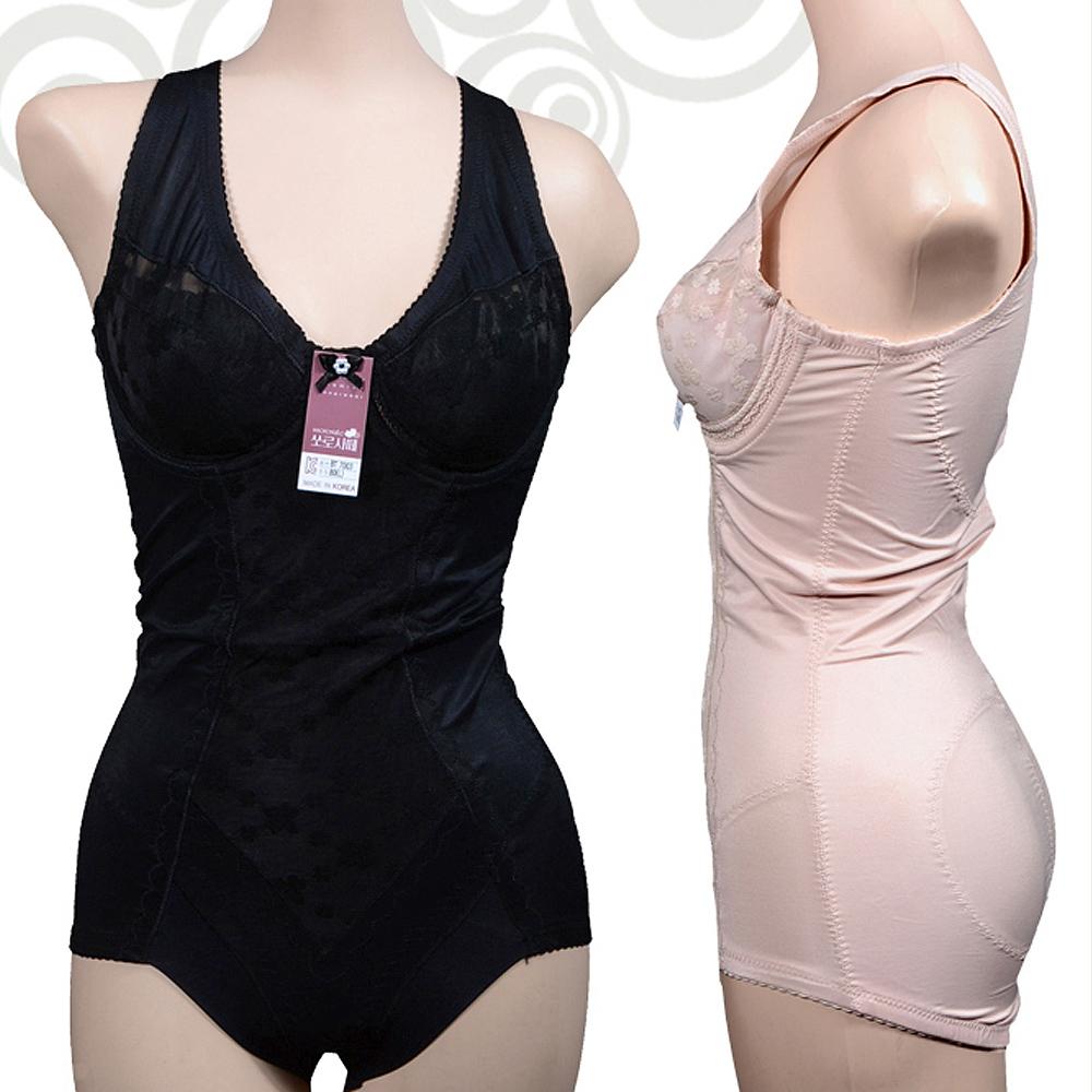 [강물처럼] 빅사이즈 1470L902 노몰드 보정속옷 SW