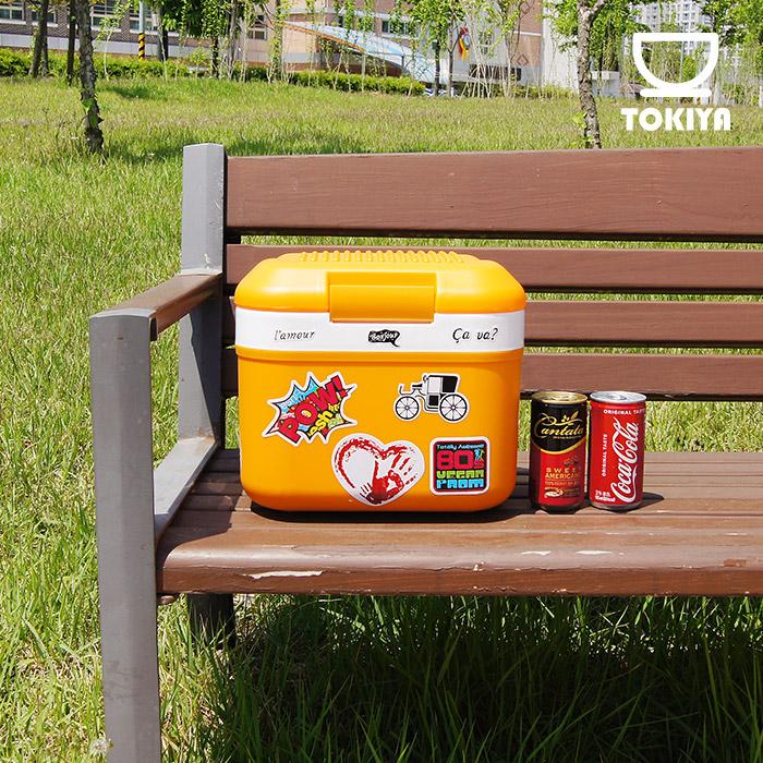 도기야 DIY 레트로 아이스박스 5.2L
