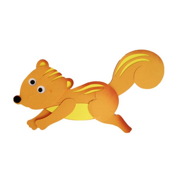 [아트공구][유니네2983]3000 종이 다람쥐