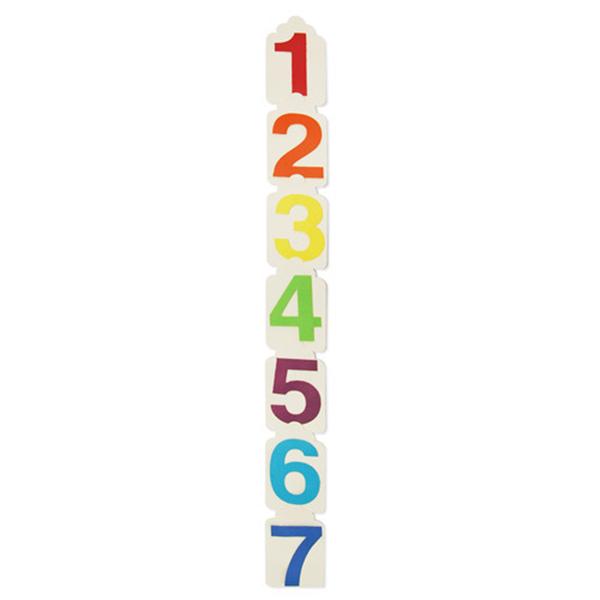 [아트공구][유니네2973]7000 종이 숫자