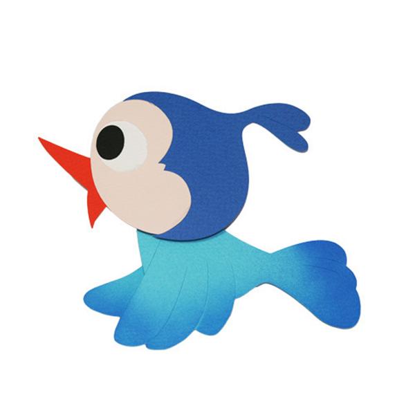 [아트공구][유니네2995]2500 종이 왕새