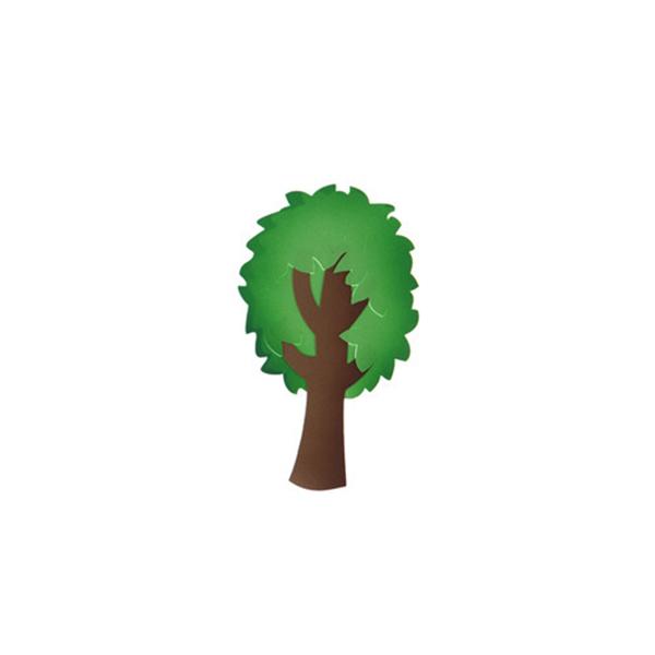 [아트공구][유니네2990]2000 종이 미니나무