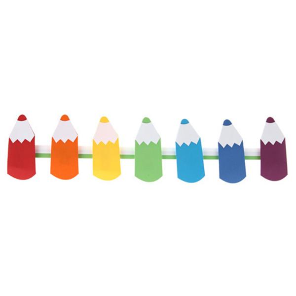 [아트공구][유니네2965]6000 종이 연필울타리 대
