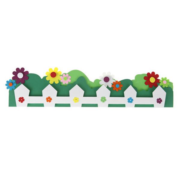 [아트공구][유니네2963]6000 종이 꽃숲울타리