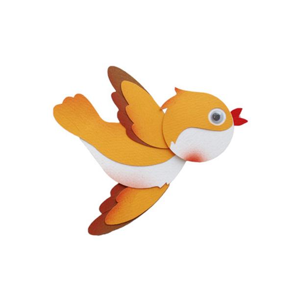 [아트공구][유니네3005]2500 종이 참새 가을