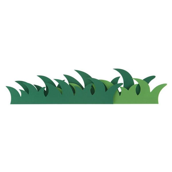 [아트공구][유니네2941]4000 종이 잔디 대