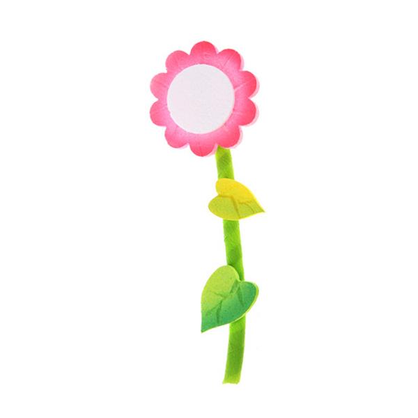 [아트공구][유니네778]2500 폼 둥근해바라기꽃 분홍