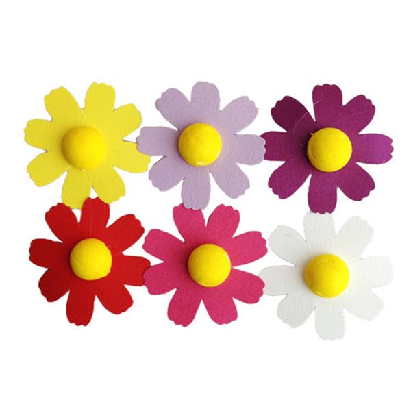 [아트공구][유니네2922]2500 종이 코스모스꽃 가을