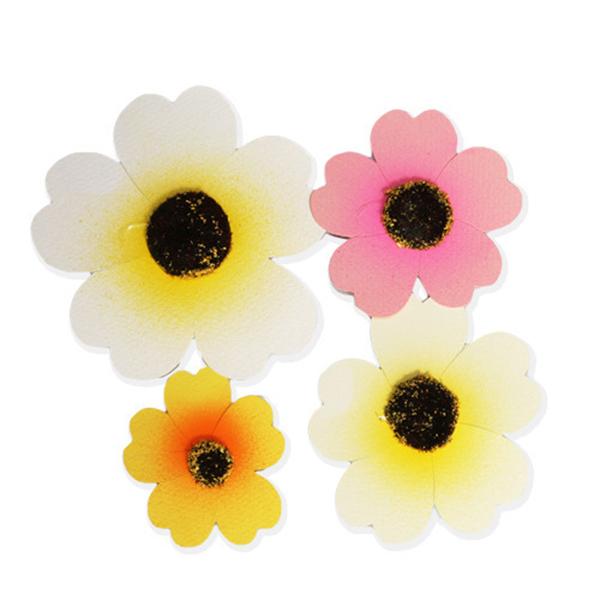[아트공구][유니네2921]3000 종이 크로바꽃