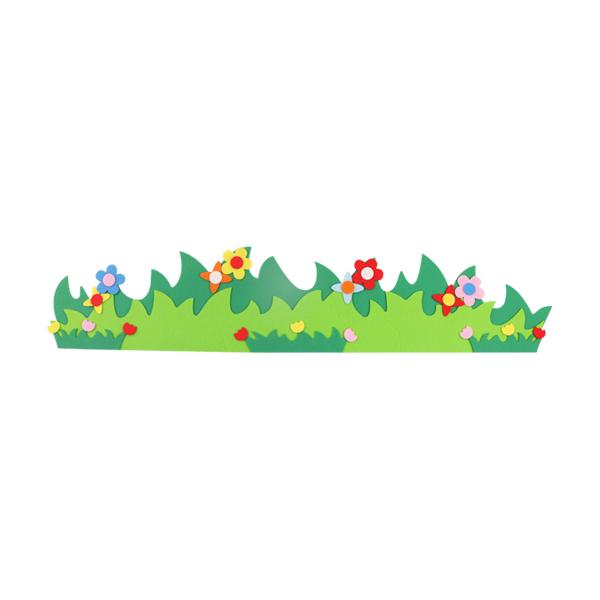 [아트공구][유니네090]5000 펠트 잔디울타리 B