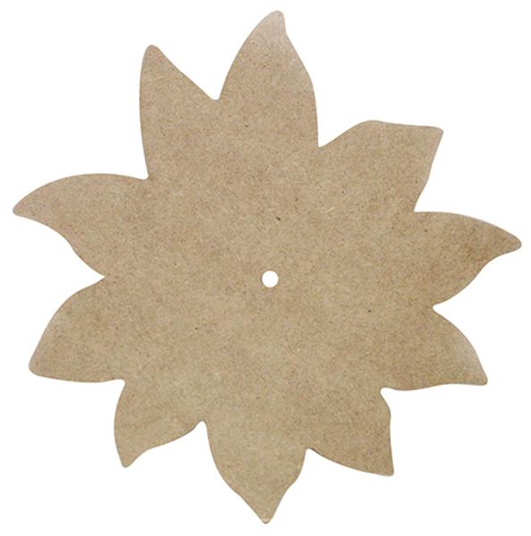 [아트공구][유니네2857]3000 나무시계판 태양꽃