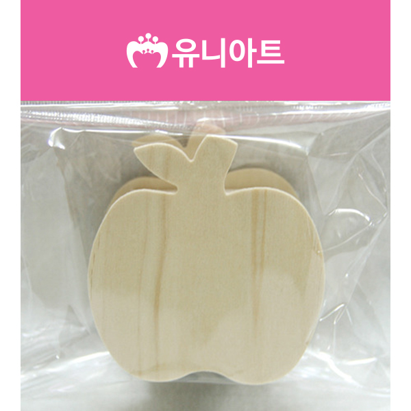 [아트공구][유니네2750]2000 나무저금통 사과