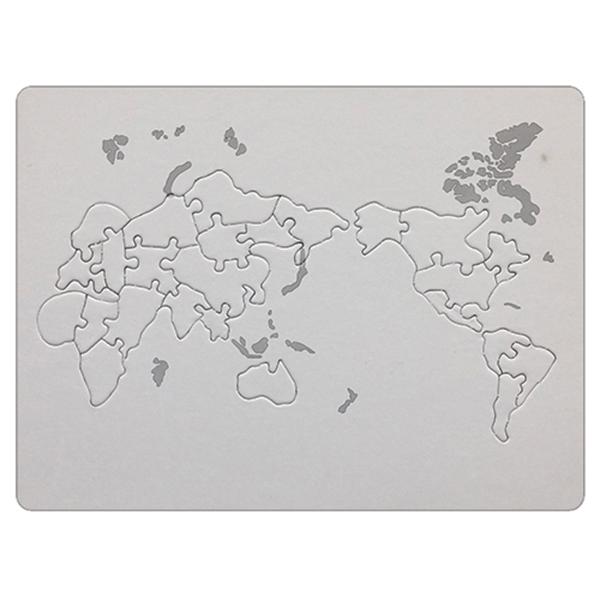 [아트공구][유니네2680]1500 그리기퍼즐 세계지도