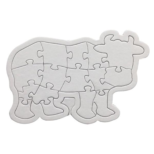 [아트공구][유니네2589]1500 그리기퍼즐 젖소