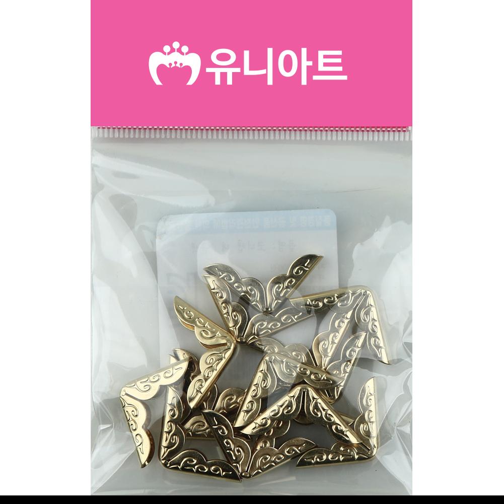 [아트공구][유니네1577]2000 코너캡 소 금색