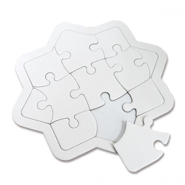 [아트공구][유니네2239]1500 그리기퍼즐 별 8각