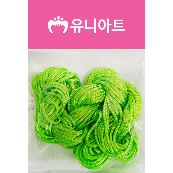 [아트공구][유니네2181]1500 매듭실 7색상