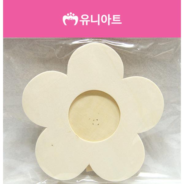 [아트공구][유니네2202]1800 나무액자 꽃