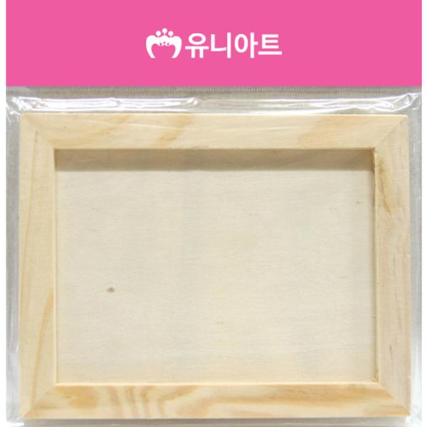 [아트공구][유니네1925]2000 나무액자 사각