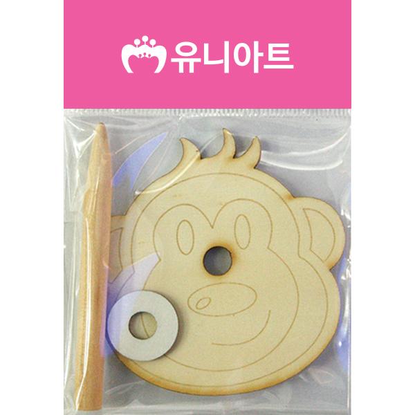 [아트공구][유니네1921]1000 나무팽이 원숭이