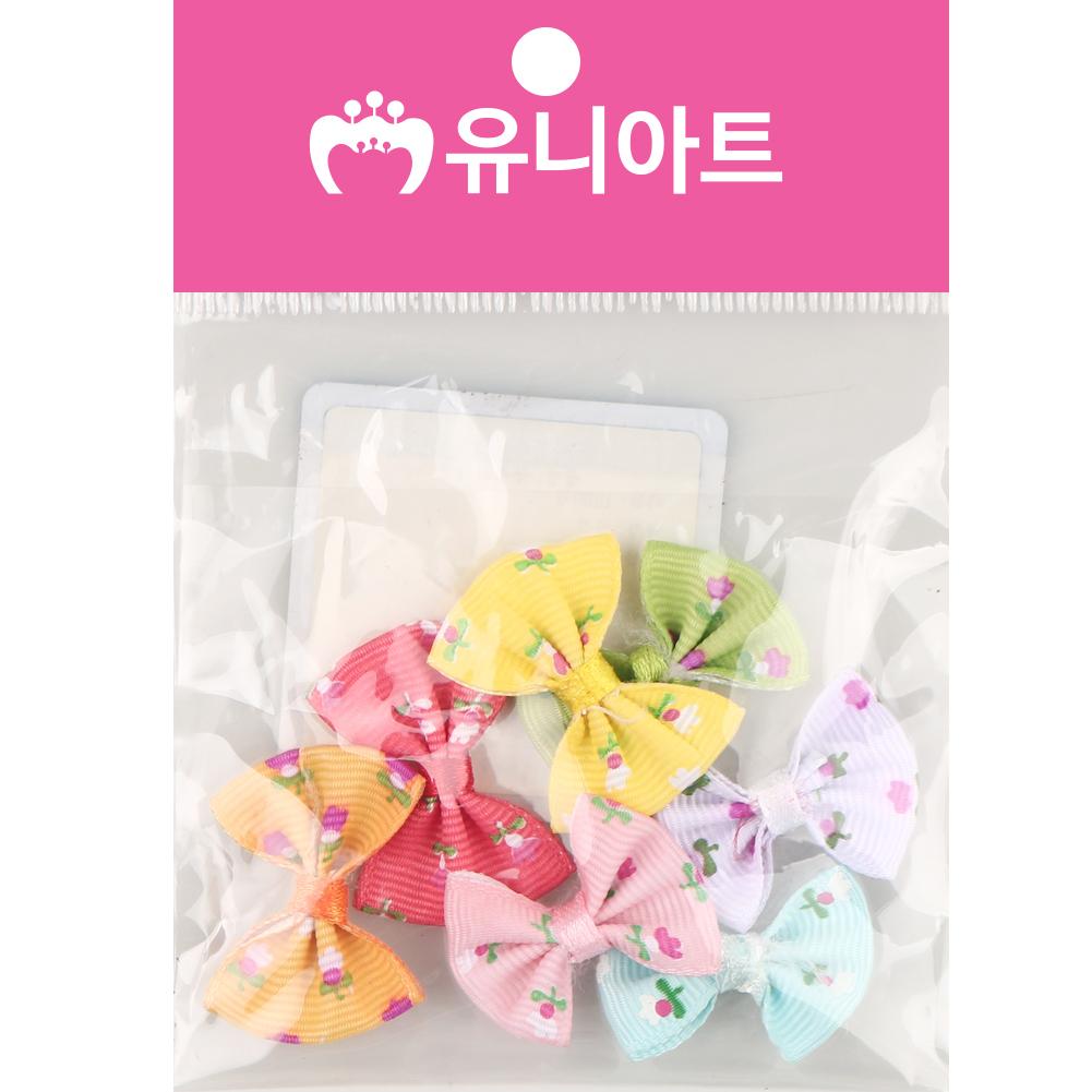 [아트공구][유니네1398]1000 꽃무늬리본